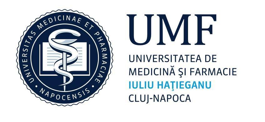 """Universitatea de Medicina si Farmacie """"Iuliu Hatieganu"""" din Cluj-Napoca"""